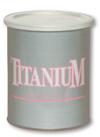 Titanyum Pudralı Konserve